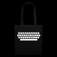 Sacs et sacs à dos ~ Tote Bag ~ sac machine à écrire