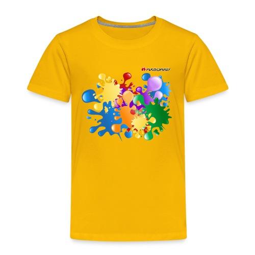 Bubble - Kinder - T-Shirt - Kinder Premium T-Shirt