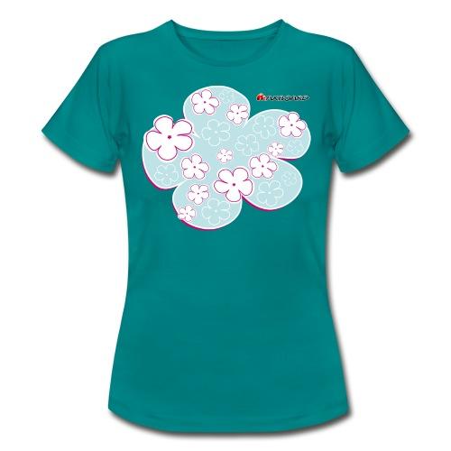 Powder - Frauen - T-Shirt - Frauen T-Shirt