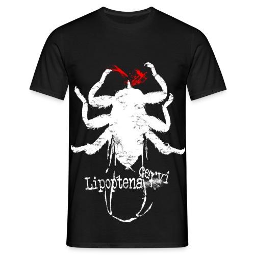 Hirvikärpänen - Miesten t-paita