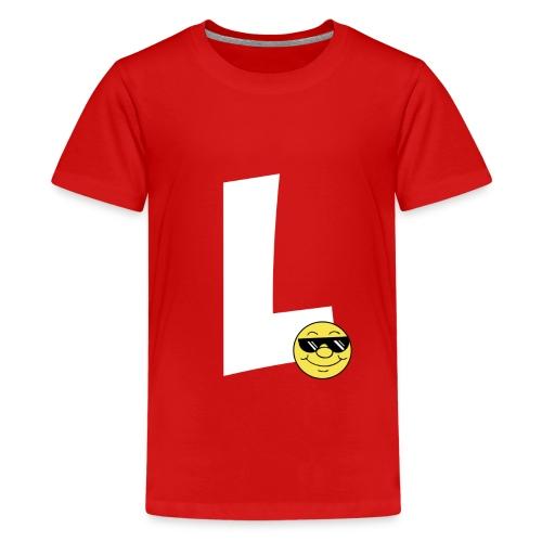 NIEUW: Tiener shirt! - Teenager Premium T-shirt