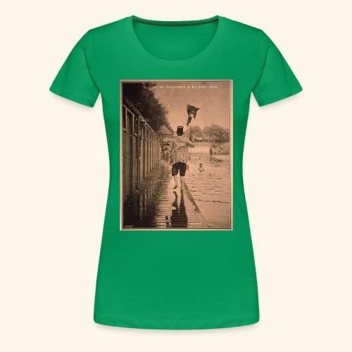 The Conquering Hero (Ladies) - Women's Premium T-Shirt