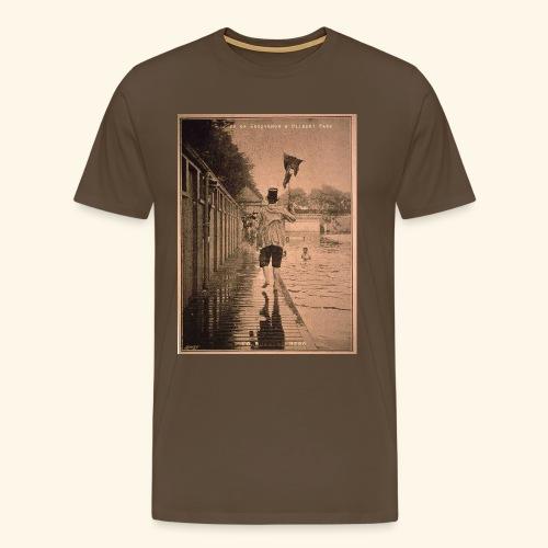 The Conquering Hero (Mens) - Men's Premium T-Shirt