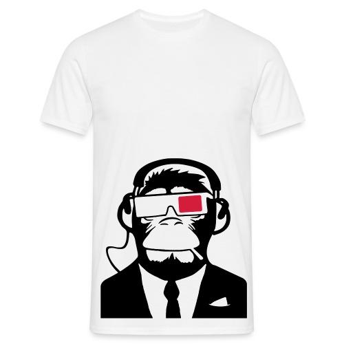 Monkey - Camiseta hombre