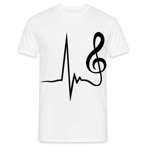 Music Line - Camiseta hombre