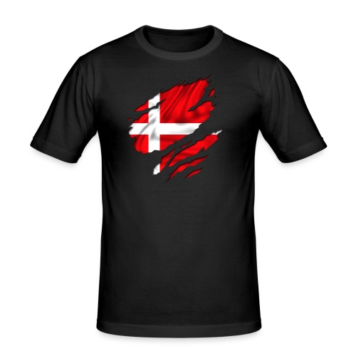 Herre Slim Fit T-Shirt