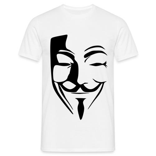 Anonymous - Camiseta hombre