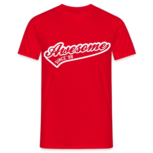 1998 - Camiseta hombre