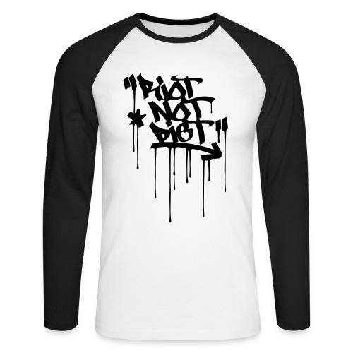 Tag - Men's Long Sleeve Baseball T-Shirt