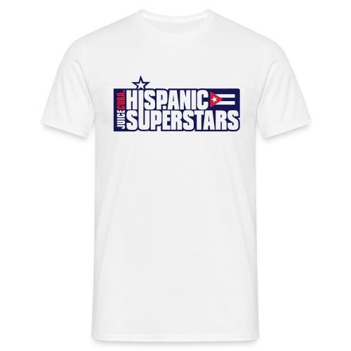Hispanic Superstar! - Männer T-Shirt