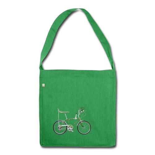 Bonanzarad - Schultertasche aus Recycling-Material