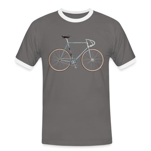 Fixie - Männer Kontrast-T-Shirt