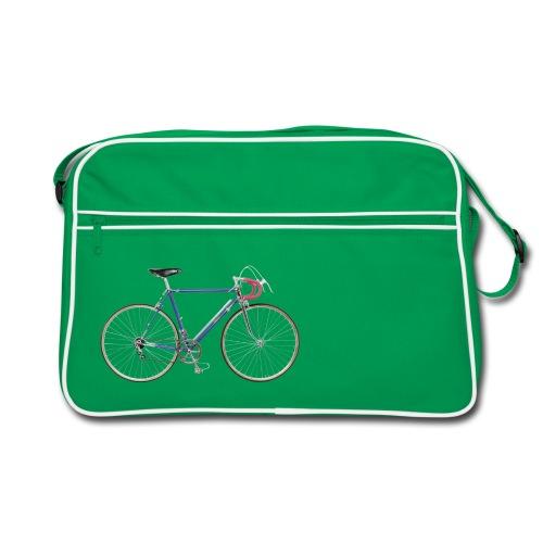 Rennrad 60er Jahre - Retro Tasche