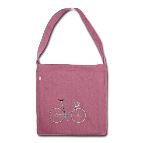 Fixie - Schultertasche aus Recycling-Material