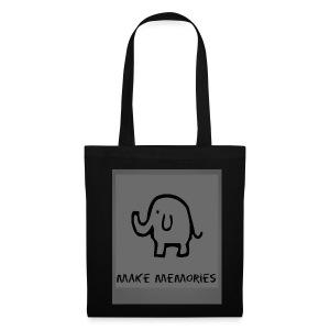 Memories Shopper - Tote Bag