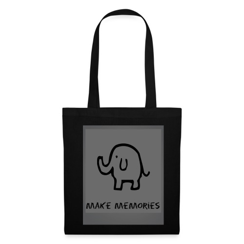 Memories Shopper - Tote Bag