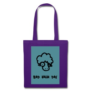 Bad Hair Day Shopper - Tote Bag