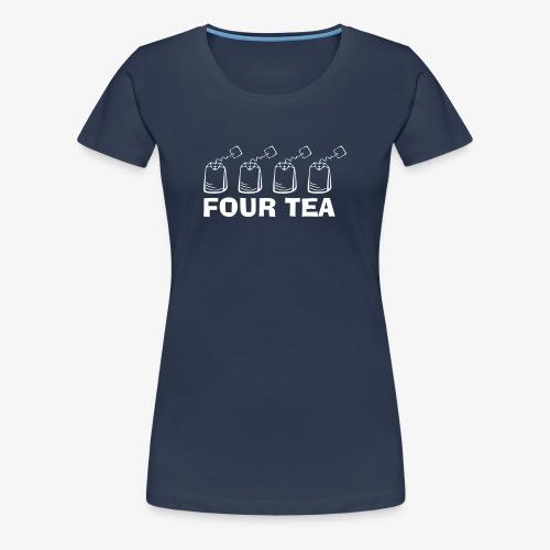 Forty - Four Tea - 40 - Frauen Premium T-Shirt