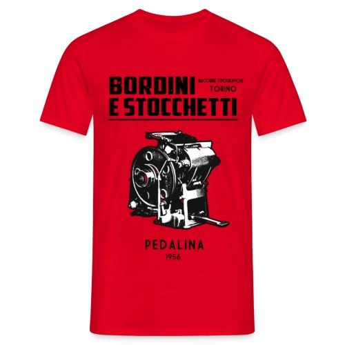 BORDINI E STOCCHETTI DI TORINO ( Totò - La banda degli onesti) - Maglietta da uomo
