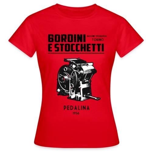 BORDINI E STOCCHETTI DI TORINO ( Totò - La banda degli onesti) - Maglietta da donna