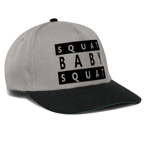 Cap - Squat Baby - Snapback Cap