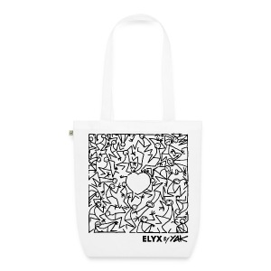 TOTE BAG LOVE ELYX - EarthPositive Tote Bag