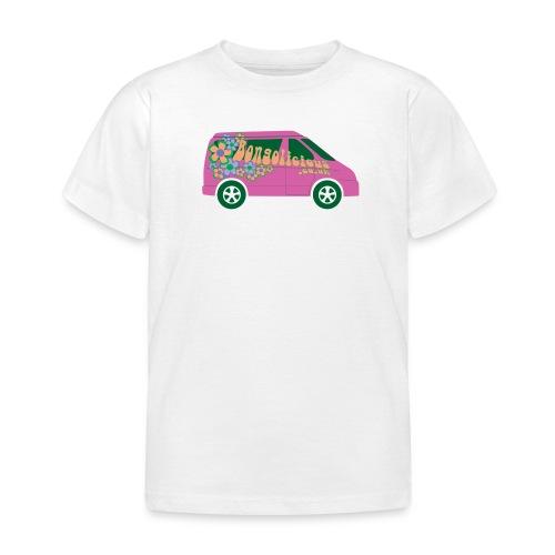 Pink Bongolicious Bongo! Kids T-shirt - Kids' T-Shirt