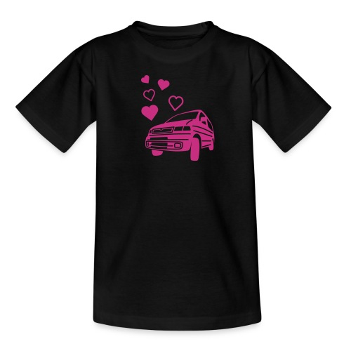 Kids Bongo Hearts T-shirts - Kids' T-Shirt