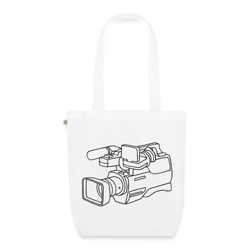 Videokamera - Bio-Stoffbeutel