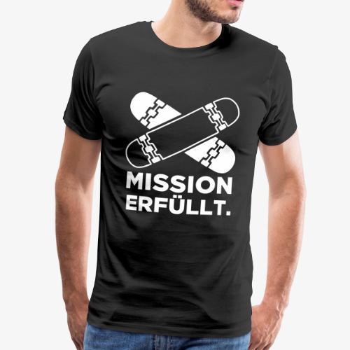 Mission erfüllt. - Männer Premium T-Shirt