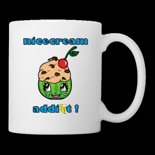 nicecream addict - cup - Tasse