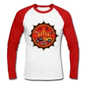 Racing parts - Hot Rods garage - Men's Long Sleeve Baseball T-Shirt