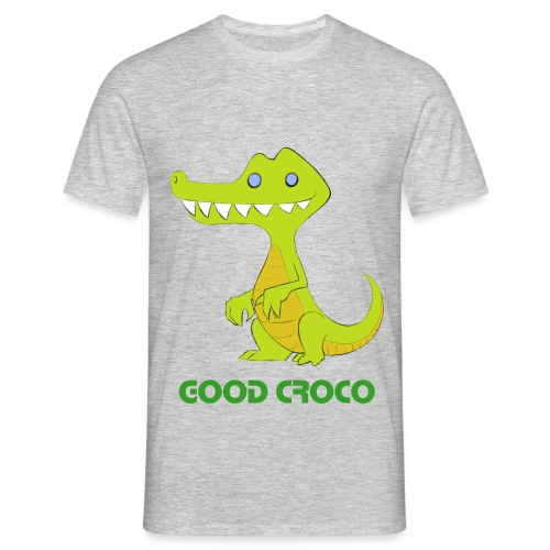 Good Croco - Männer T-Shirt