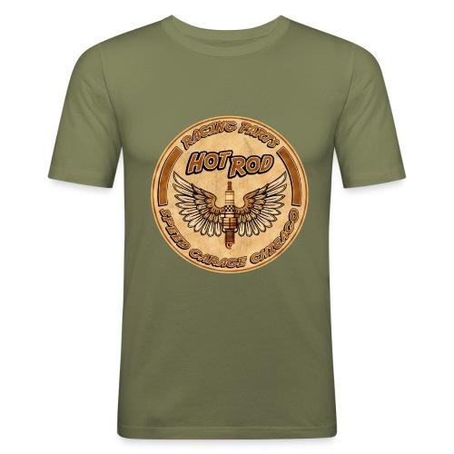 Racing parts - Hot Rods - Men's Slim Fit T-Shirt