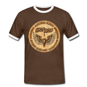 Racing parts - Hot Rods - Men's Ringer Shirt