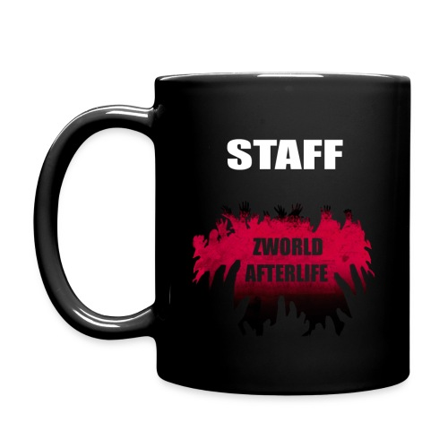 Zworld STAFF Black - Mug uni
