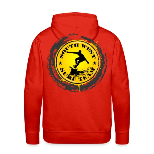 Surfing team - Men's Premium Hoodie
