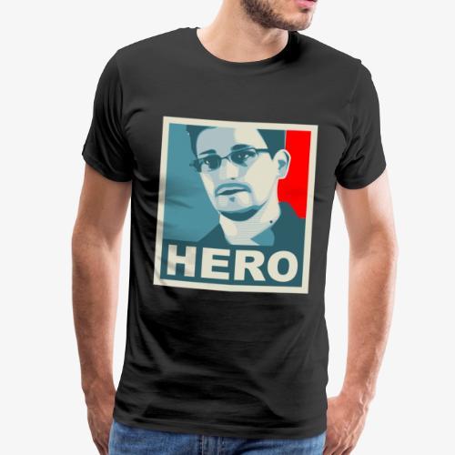 Hero - Männer Premium T-Shirt