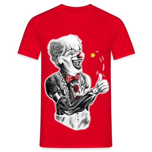 Clown Shirt - Männer T-Shirt