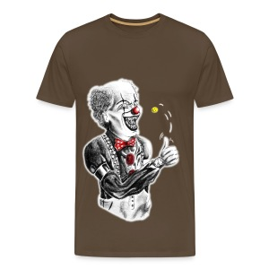 Clown Shirt - Männer Premium T-Shirt
