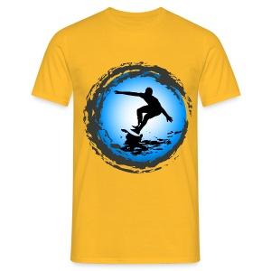Surfing team - Men's T-Shirt