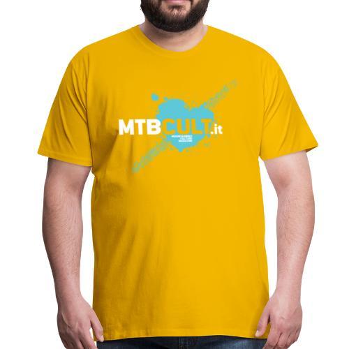 MtbCult T-Shirt cotone - Maglietta Premium da uomo