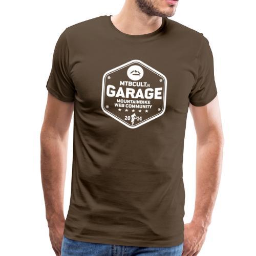 Garage MtbCult cotone - Maglietta Premium da uomo