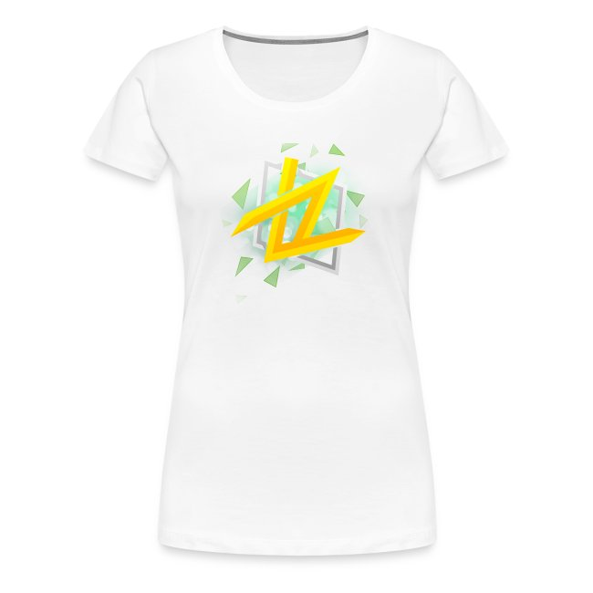 Female LazerzZ Logo Tee