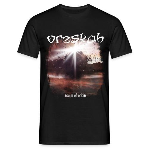 T-shirt Homme Realm Of Origin - T-shirt Homme