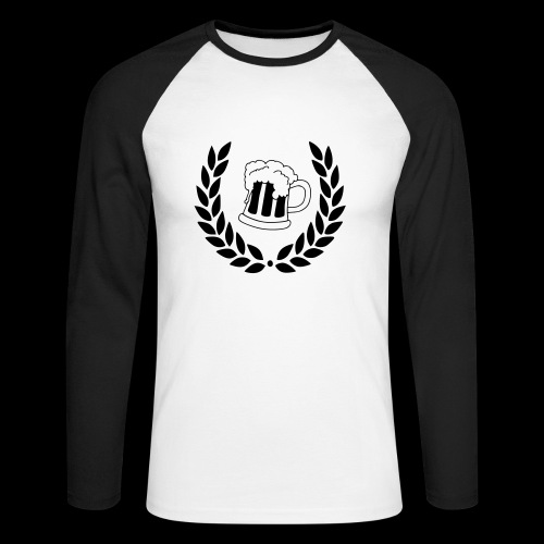 V E L V I C X - Men's Long Sleeve Baseball T-Shirt
