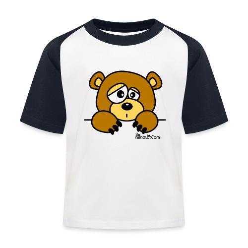 nimalÒours - T-shirt baseball Enfant