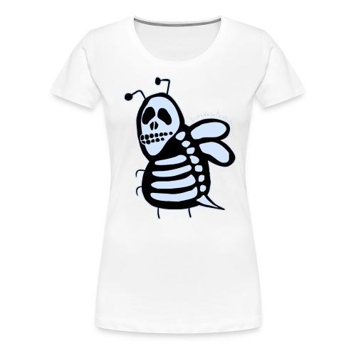 Röntgenbiene - Girls - Frauen Premium T-Shirt