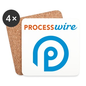 PW + Logo | Bi-Colour - Coasters (set of 4)