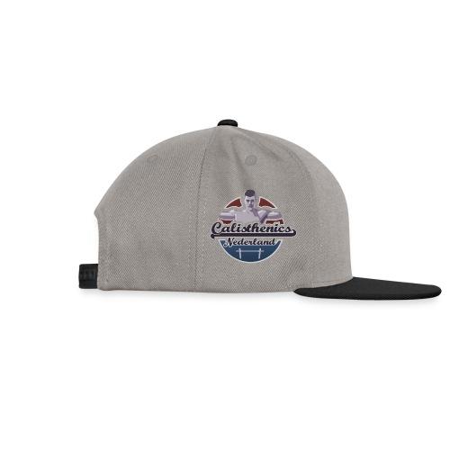 Klassiek Calisthenics Nederland Logo   Cap - Snapback cap